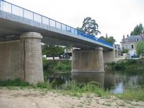pont béton arme