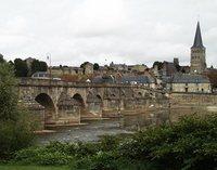 Pont de la Charité sur Loire (58)